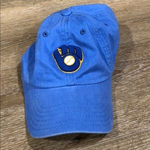 Milwaukee Brewers American Needle Hat